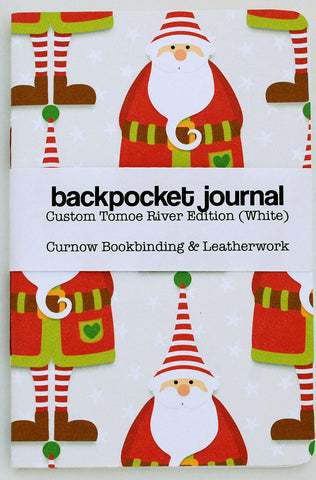 Curnow Backpocket Winter Santa