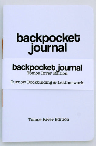Curnow Backpocket Tomoe River White