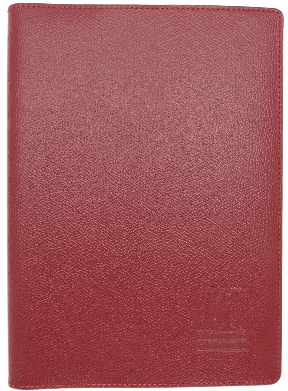 Exacompta Prestige Address Book - Red