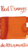 DeAtramentis Standard Red Orange
