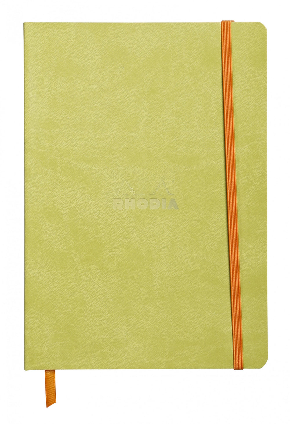 Rhodia Soft Cover Rhodiarama A5 Notebook Anise