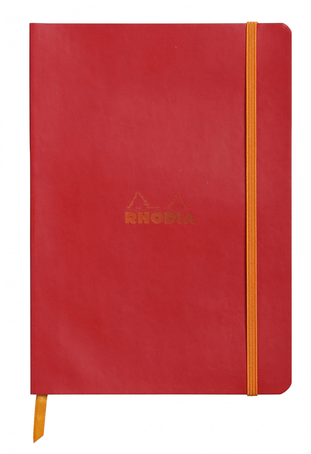 Rhodia Soft Cover Rhodiarama A5 Notebook Red