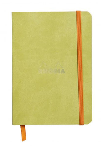 Rhodia Soft Cover Rhodiarama A6 Anise Notebook
