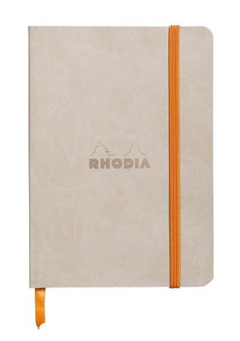 Rhodia Soft Cover Rhodiarama A6 Beige Notebook