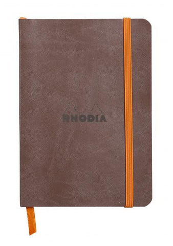 Rhodia Soft Cover Rhodiarama A6 Chocolate Notebook