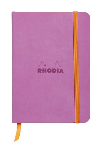 Rhodia Soft Cover Rhodiarama A6 Lilac Notebook