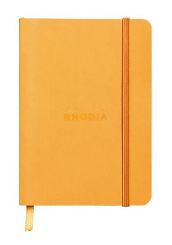 Rhodia Soft Cover Rhodiarama A6 Orange Notebook