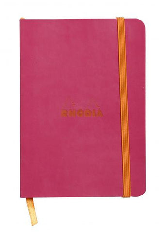 Rhodia Soft Cover Rhodiarama A6 Raspberry Notebook
