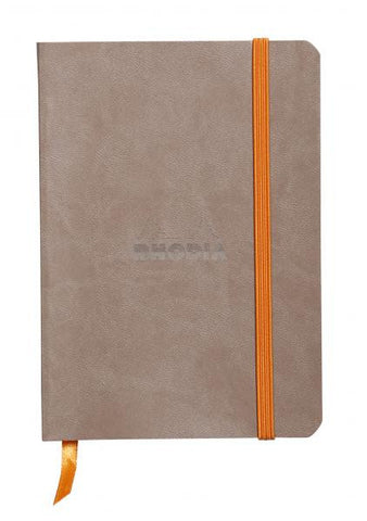 Rhodia Soft Cover Rhodiarama A6 Taupe Notebook