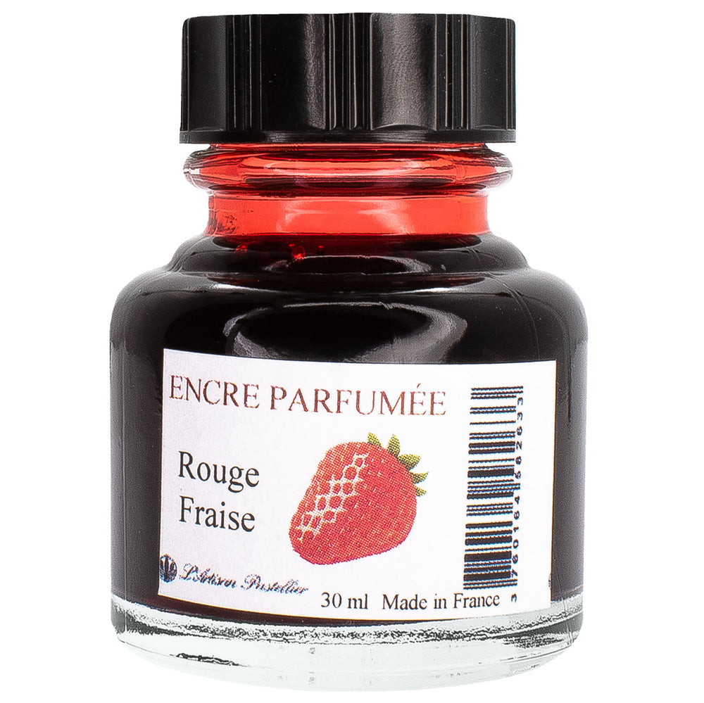 L'Artisan Pastellier Rouge Fraise Scented Ink