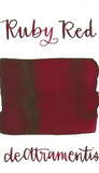 DeAtramentis Standard Ruby Red