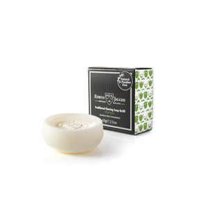 Edwin Jagger Traditional Shaving Soap Aloe Vera