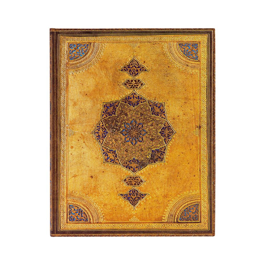 Paperblanks Safavid Binding Art - Safavid Dot Grid Planner Ultra