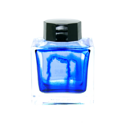 Empty Ink Bottle - Saijiki 50ml Square