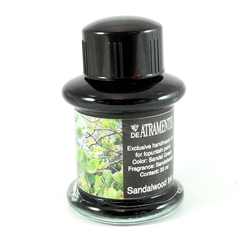 DeAtramentis Fragrance Sandalwood, Green