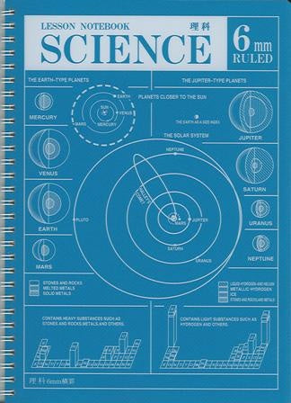 APICA Lesson Notebook - Science