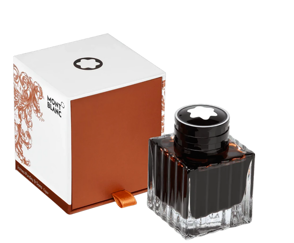 Montblanc James Purdey & Sons, Cigar Scent Ink 50ml Bottle