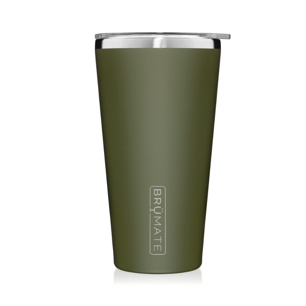 BrüMate Imperial Pint 20oz  |  OD Green