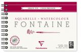 Clairefontaine Cold Pressed Watercolor Notebook