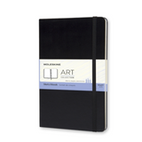 "Moleskine Art Collection Sketchbook 5"" x 8.25"""