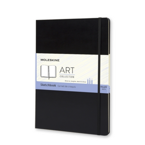 "Moleskine Sketchbook 8.25"" x 11.75""  