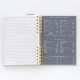 DesignWorks Standard Issue Notebook No. 12  |  Black