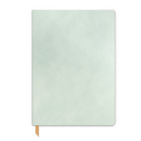 DesignWorks Vegan Suede Journal  | Mint Green