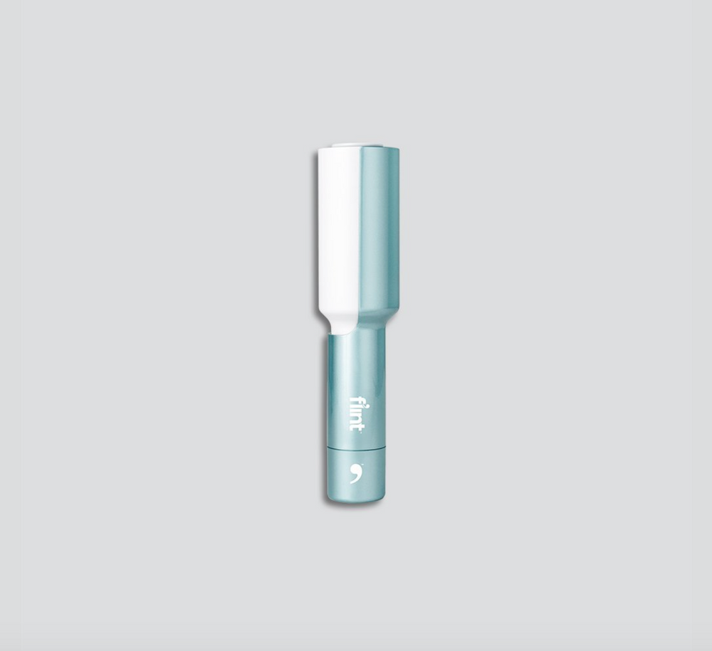 Flint PLUS Lint Roller - Metallic Mint