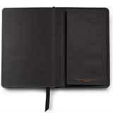 Cross Medium Size Journal - Black Lined