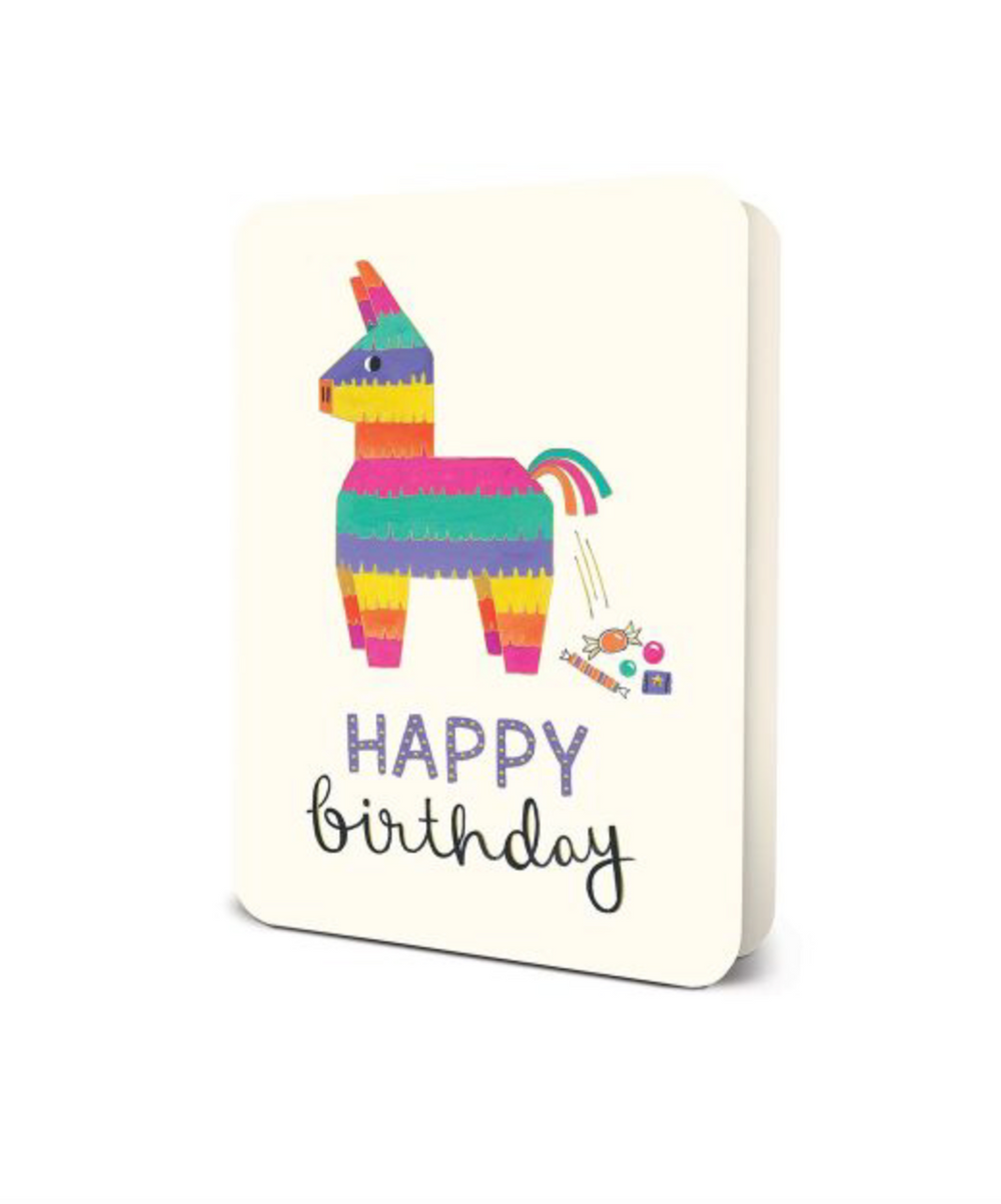 "Studio Oh! ""Happy Birthday"" Piñata Card"
