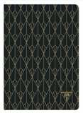 "Clairefontaine A5 Neo Deco Notebook ""Diamond"""