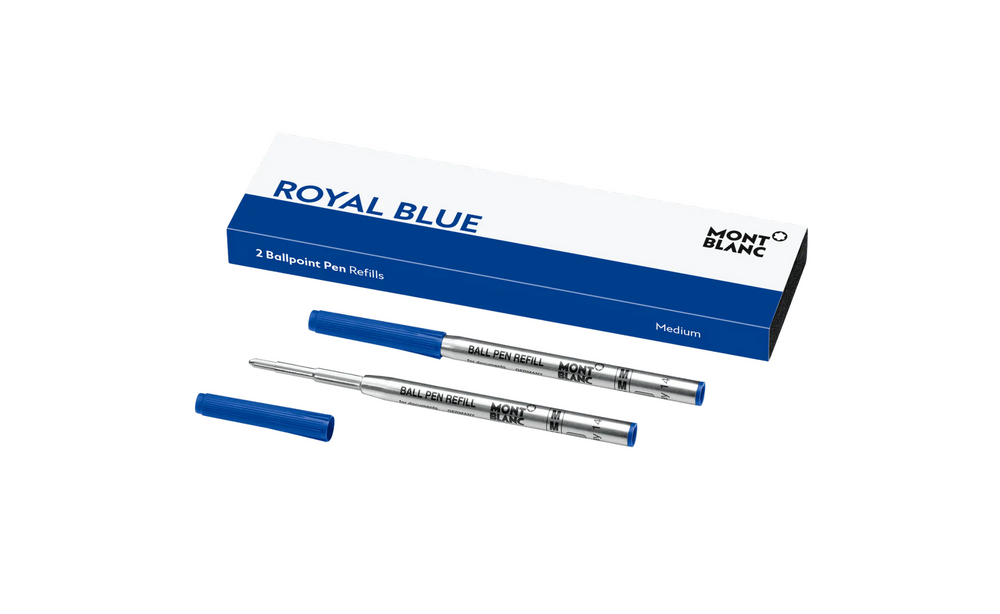 Montblanc Royal Blue Ballpoint Refill