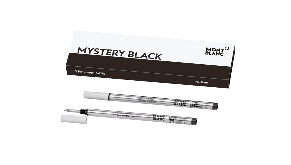 Montblanc Mystery Black Fineliner Refill
