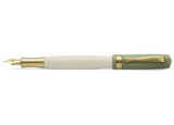 Kaweco Student 60's Swing Green & Ivory Fountain