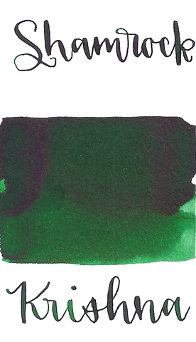 Krishna Super Rich Shamrock Ink