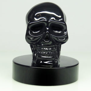 BENU Black Skull Pen Holder