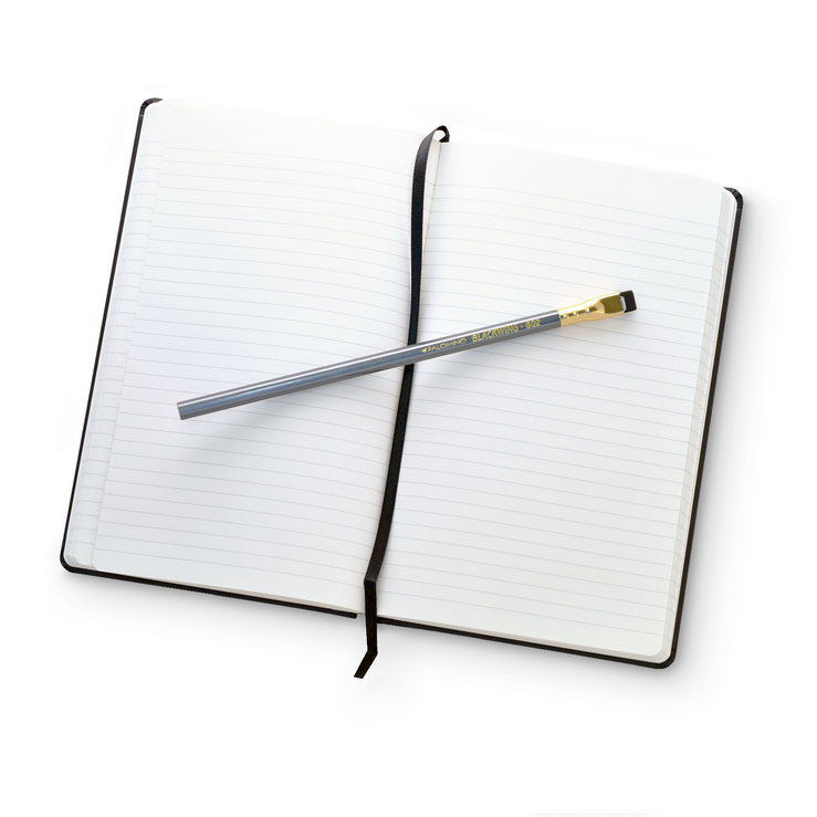 Blackwing Slate Notebook- Black