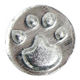 Global Solutions Metal Wax Seal Small Paw
