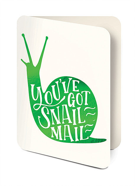 Studio Oh! Snail Mail Note Cards