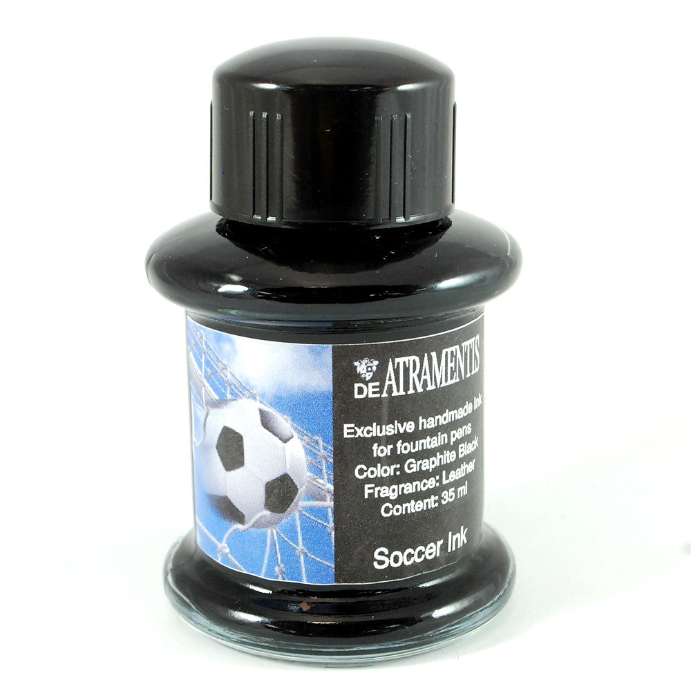 DeAtramentis Fragrance Soccer/Football, Graphite Black
