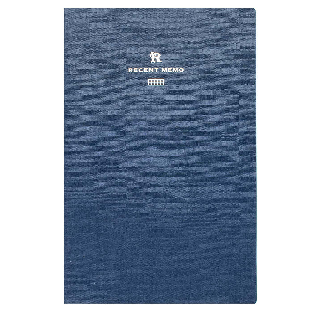 Life Stationery Recent Memo Notebook
