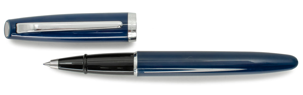Aurora Style Blue Resin Rollerball