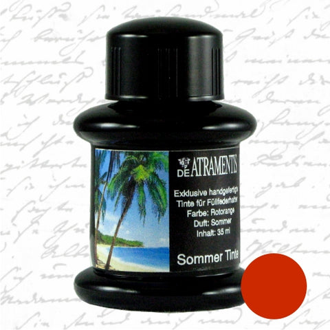 DeAtramentis Fragrance Summer, Red