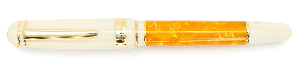 Laban Sun Orange Rollerball Pen