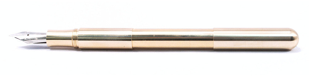 Kaweco Supra Brass Fountain