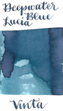 Vinta Inks Collection Deepwater Blue Lucia 1952