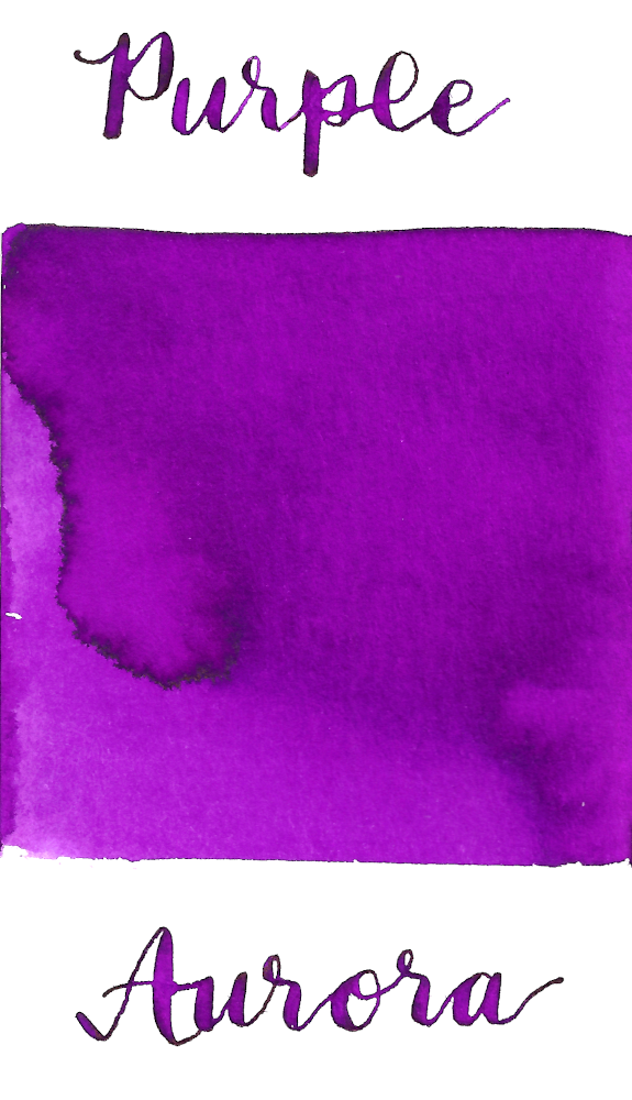 Aurora Purple Ink