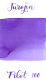 Pilot 100th Anniversary Ink Jurojin Purple