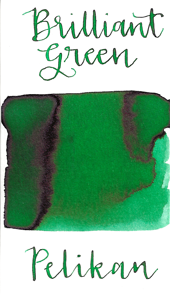 Pelikan 4001 Brilliant Green Ink