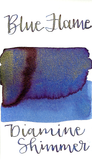 Diamine Shimmer Blue Flame